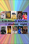 PEGAO Social ★ student night